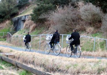第3413号「サイクル・ナンバープレート方式」高校生は入学後6ヶ月装着義務