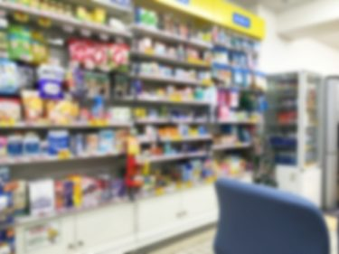第3314号「マトリックス陳列棚」治療目的と時間帯で一目で欲しい薬がわかる