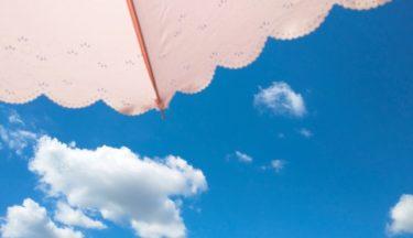 No.17/100【第3,631号】《ソーシャルディスタンス傘 〜熱中症対策と人数制限にも使える?〜》